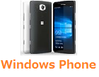 Windows Phone�̔�r